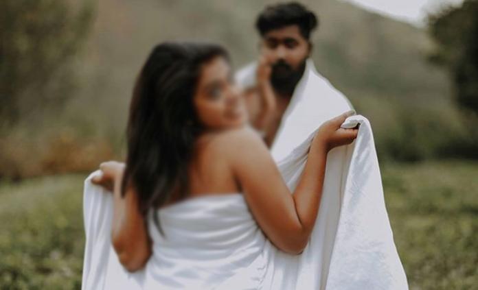 viral wedding photohsoot