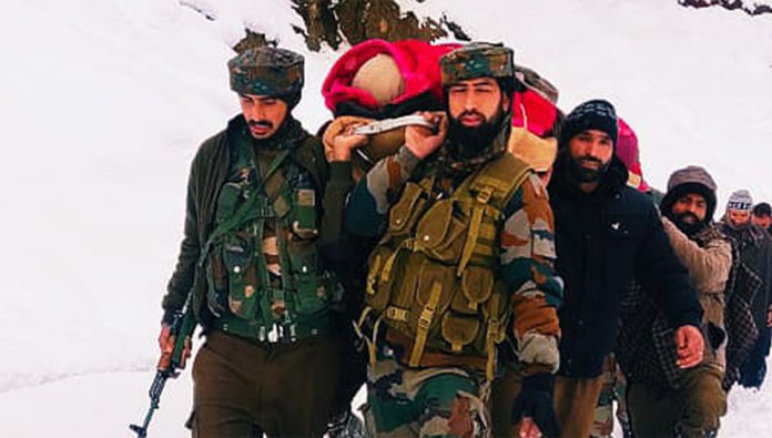 indian soliders great work