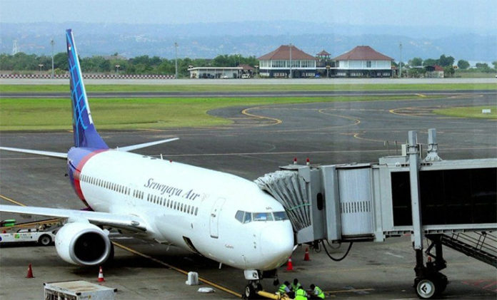indonesian flight missed contact