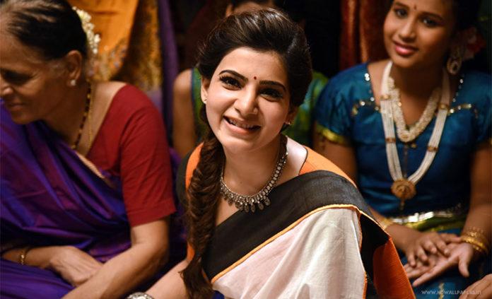 samantha in vijays theri