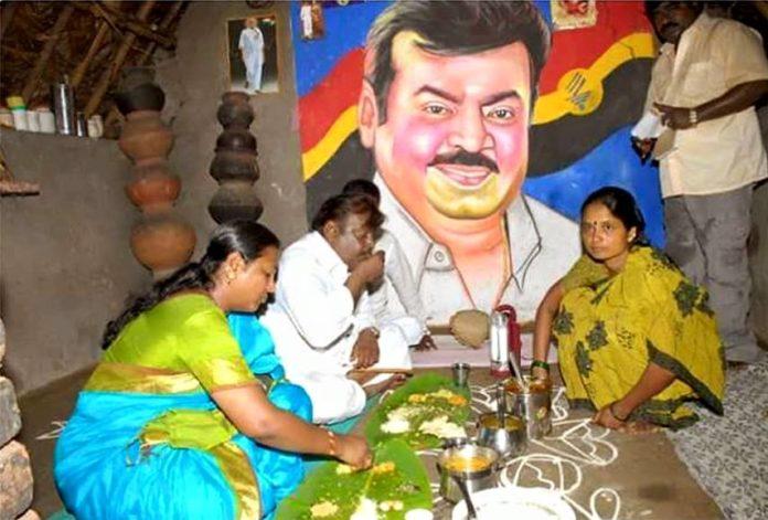 vijayakanth pongal wishes
