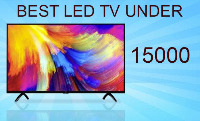 best tv under 15000 price