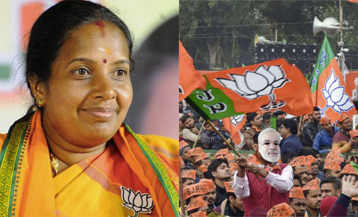 vanathi srinivasan BJP
