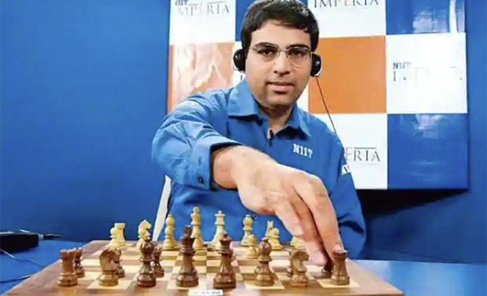 amirkhan going to play chess with viswanathan anand