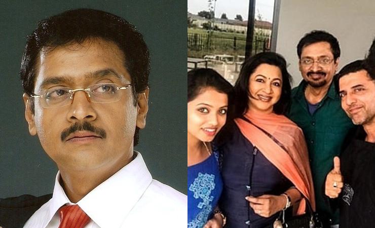 Vani Rani Serial actor Venu Aravind coma stage admitted in hospital