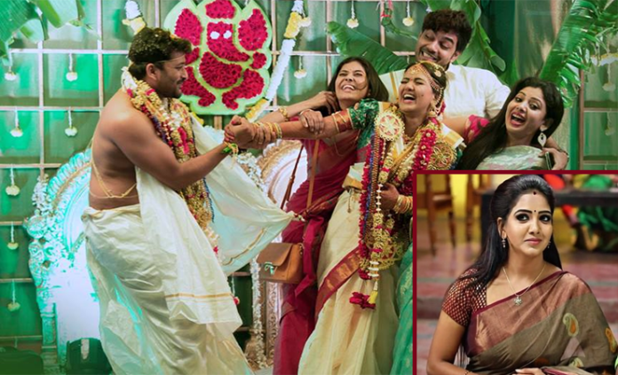 pavni reddy sister post about pavni wedding life